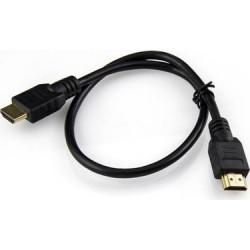 0.50 Metre Erkek - Erkek  Hdmı Kablo