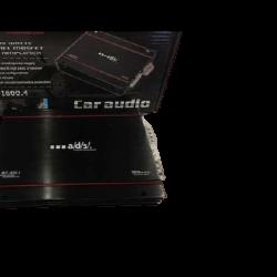 A/D/S 2600W 4 KANAL AMPLİFİKATÖR