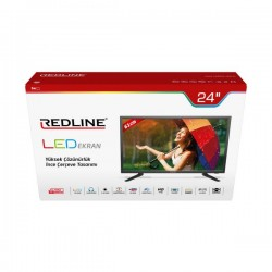 REDLİNE 24 İNÇ FULL HD LED TV