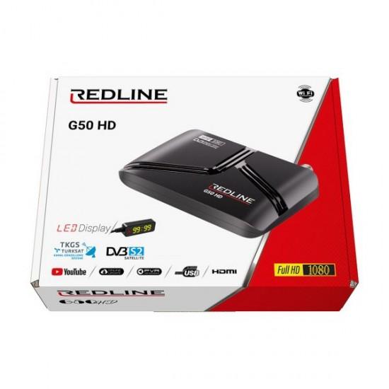 REDLİNE G-50 HD