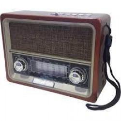 Everton RT-305 Nostaljik Bluetooth Radyo