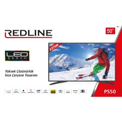 REDLİNE 50 İNÇ FULL HD LED TV