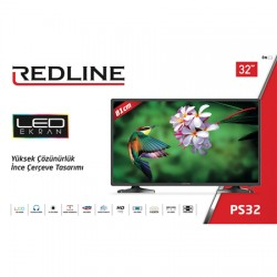 REDLİNE 32 İNÇ FULL HD LED TV