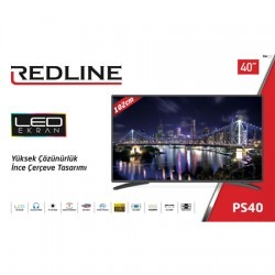 REDLİNE 40 İNÇ FULL HD LED TV