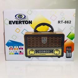 Everton RT-362 Nostaljik Bluetooth Radyo