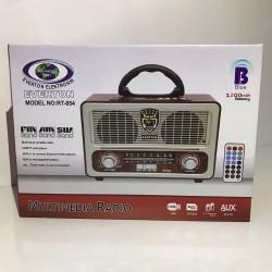Everton RT-854 Nostaljik Bluetooth Radyo