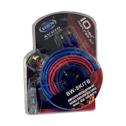 Ben Audio Bw-8Kıtb Set Kablo Takımı